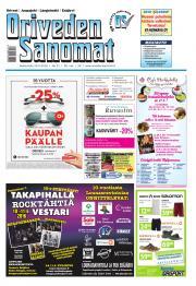 Oriveden Sanomat 25.05.2016