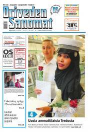 Oriveden Sanomat 01.06.2016