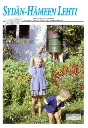 Sydän-Hämeen Lehti 07.07.2011
