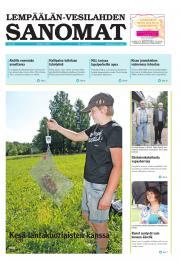Lempäälän-Vesilahden Sanomat 07.07.2011