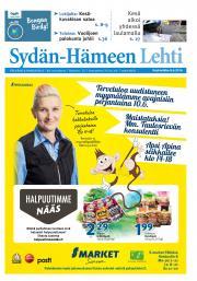 Sydän-Hämeen Lehti 08.06.2016