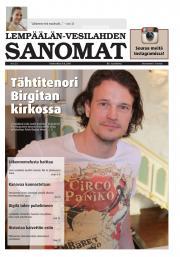 Lempäälän-Vesilahden Sanomat 08.06.2016