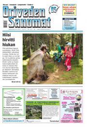 Oriveden Sanomat 08.06.2016