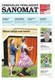 Lempäälän-Vesilahden Sanomat 11.07.2011