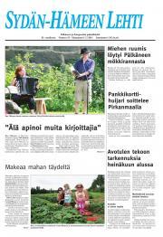 Sydän-Hämeen Lehti 12.07.2011