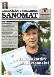 Lempäälän-Vesilahden Sanomat 15.06.2016