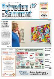 Oriveden Sanomat 15.06.2016