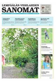 Lempäälän-Vesilahden Sanomat 14.07.2011