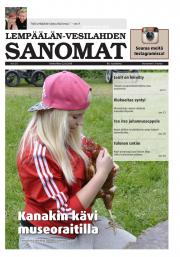 Lempäälän-Vesilahden Sanomat 22.06.2016
