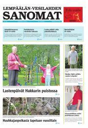 Lempäälän-Vesilahden Sanomat 18.07.2011