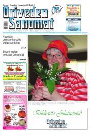 Oriveden Sanomat 22.06.2016