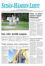 Sydän-Hämeen Lehti 19.07.2011
