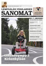 Lempäälän-Vesilahden Sanomat 29.06.2016