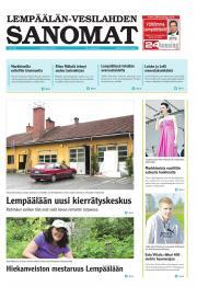 Lempäälän-Vesilahden Sanomat 21.07.2011