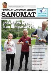 Lempäälän-Vesilahden Sanomat 06.07.2016
