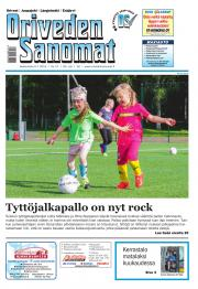 Oriveden Sanomat 07.06.2016