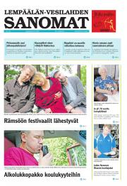 Lempäälän-Vesilahden Sanomat 25.07.2011