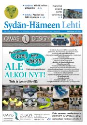 Sydän-Hämeen Lehti 06.07.2016
