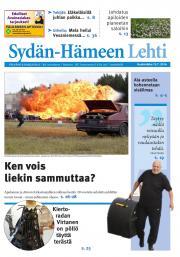 Sydän-Hämeen Lehti 13.07.2016