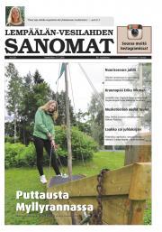 Lempäälän-Vesilahden Sanomat 13.07.2016