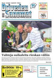 Oriveden Sanomat 13.07.2016
