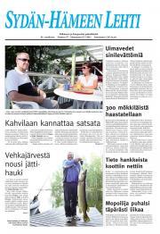 Sydän-Hämeen Lehti 27.07.2011
