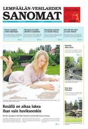Lempäälän-Vesilahden Sanomat 28.07.2011