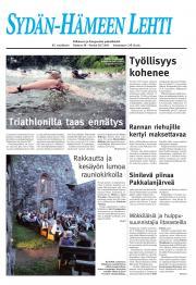 Sydän-Hämeen Lehti 29.07.2011