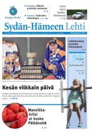 Sydän-Hämeen Lehti 20.07.2016