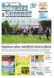 Oriveden Sanomat 20.07.2016