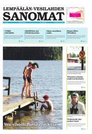 Lempäälän-Vesilahden Sanomat 04.08.2011