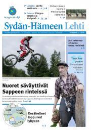 Sydän-Hämeen Lehti 27.07.2016