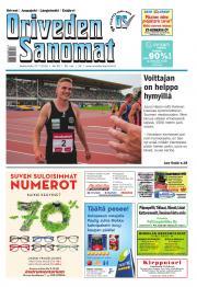 Oriveden Sanomat 27.07.2016