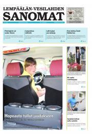 Lempäälän-Vesilahden Sanomat 08.08.2011