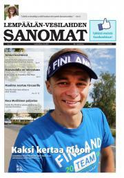 Lempäälän-Vesilahden Sanomat 03.08.2016