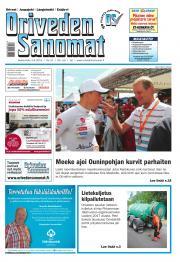 Oriveden Sanomat 03.08.2016