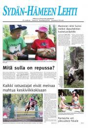 Sydän-Hämeen Lehti 09.08.2011