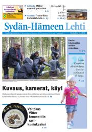 Sydän-Hämeen Lehti 10.08.2016
