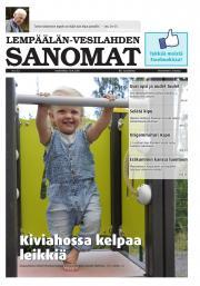 Lempäälän-Vesilahden Sanomat 10.08.2016