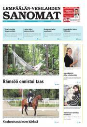 Lempäälän-Vesilahden Sanomat 11.08.2011