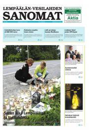 Lempäälän-Vesilahden Sanomat 15.08.2011