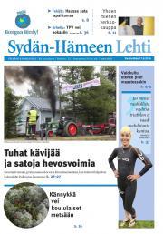 Sydän-Hämeen Lehti 17.08.2016