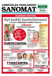Lempäälän-Vesilahden Sanomat 18.08.2011