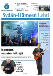 Sydän-Hämeen Lehti 24.08.2016