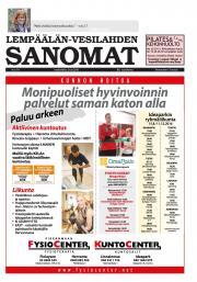 Lempäälän-Vesilahden Sanomat 24.08.2016