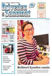 Oriveden Sanomat 24.08.2016