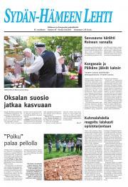 Sydän-Hämeen Lehti 19.08.2011