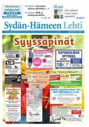 Sydän-Hämeen Lehti 31.08.2016