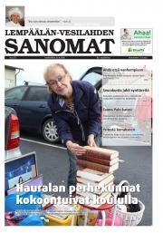 Lempäälän-Vesilahden Sanomat 31.08.2016