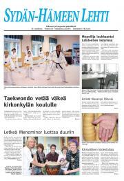 Sydän-Hämeen Lehti 23.08.2011